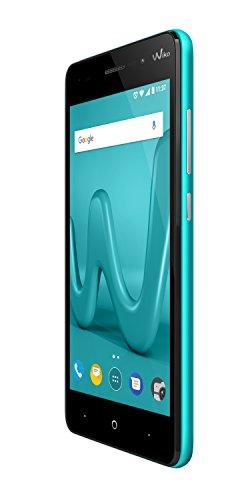 Wiko Lenny 4 Bleen LS Smartphone débloqué 3G+ (Ecran : 5 Pouce - 8 Go - Micro-SIM - Android) Bl