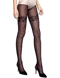 Selente Lovely Legs Collant fashion effet bas en plusieurs modèles a0581a4b39d
