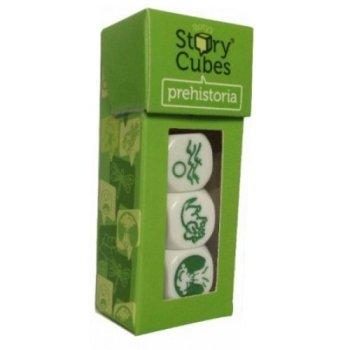 Preisvergleich Produktbild Asmodee–sto13asn–Story Cubes–Mix Urzeit–Apfel