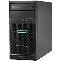 Hewlett Packard Enterprise ProLiant ML30 Gen10 Serveur 3.3 GHz Intel® Xeon® E-2124 Tower (4U) 350 W - Serveurs (3.3 GHz, E-2124, 8 GB, DDR4-SDRAM, 350 W, Tower (4U))