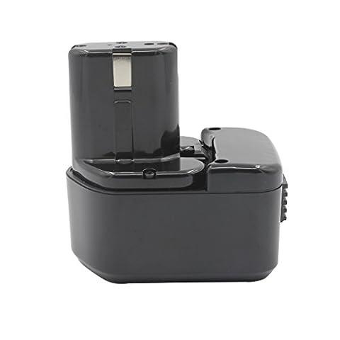 Batterie Pour Perceuse - KINSUN outil électrique batterie 12V 2.0Ah Ni-Cd