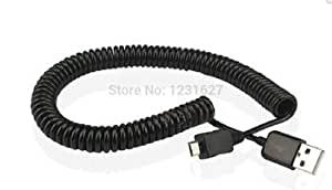 USB CABLE V8 SPIRAL A