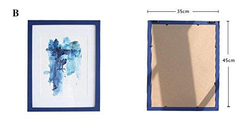 Un nuovo giorno dipinti murali decor con cornice su tela opere 45 * 35 * 1.2 cm , b models