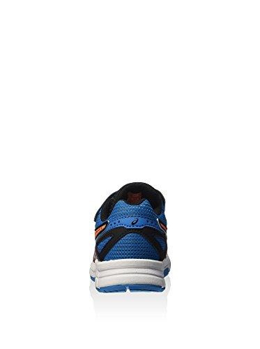 ASICS Pre Galaxy 8 Junior Scarpe Da Corsa - SS16 Blu Arancione