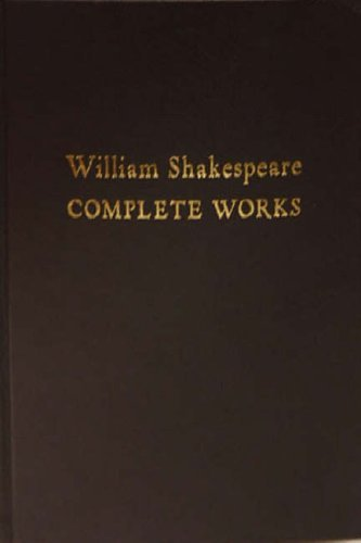 The RSC Shakespeare: The Complete Works (Collector's Edition) by William Shakespeare (2007-06-22)