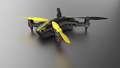 Xiro Xplorer Mini Drohne (faltbar, Fisheye-Linse, 430 Gramm, Selfi-Drohne, Follow Me, Follow Snap)