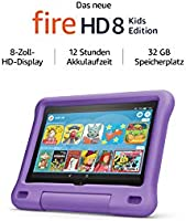 Das neue Fire HD 8 Kids Edition-Tablet, 8-Zoll-HD-Display, 32 GB,
