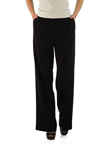 Only pantalone palazzo donna ELLAPANT (36, nero)