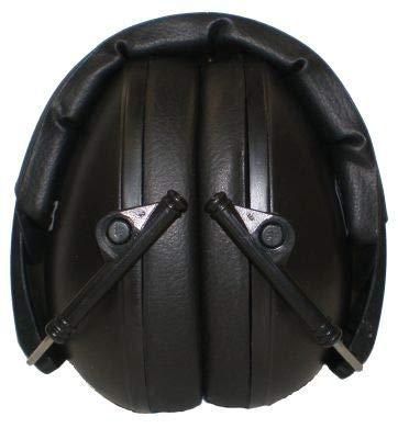 Baby Ohrenschützer für Kinder, tolles Lagerfeuer, Schwarz