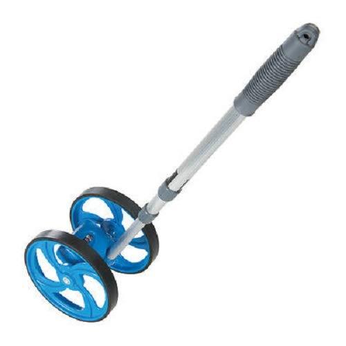 Silverline 868793 Mini-roue de mesure 0 - 9999,9 m, Bleu