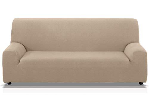 JM Textil Copridivano Elastico Adam, 3 piazze (165-205cm), Colore: 01