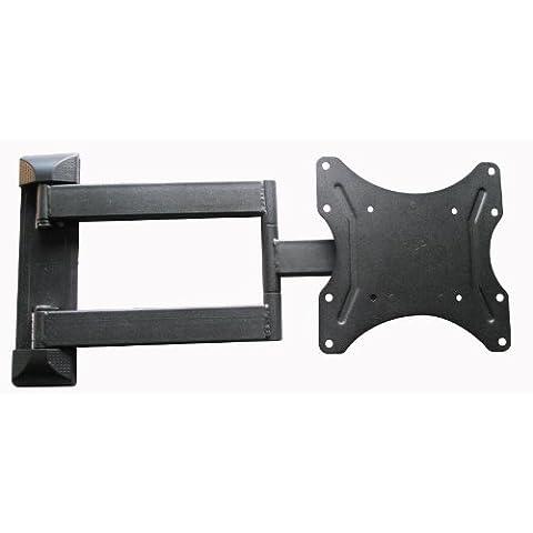 Montaje giratorio e inclinación del soporte TV montaje en pared para 10