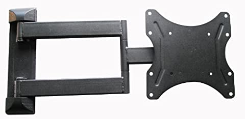 Pivotant et inclinable support TV support mural pour 10