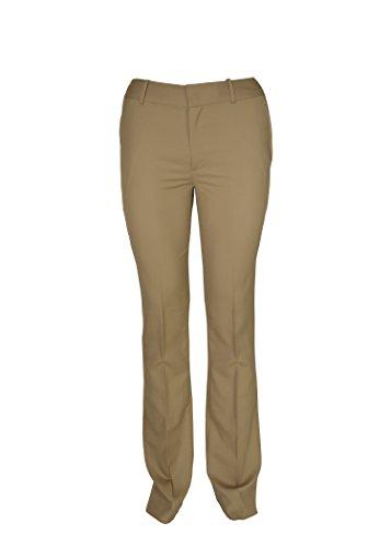 Ralph Lauren Damen Hose beige Camel Medium (Ralph Lauren Camel)