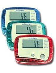 Elektronischer Schrittzähler / Pedometer, Kalorienmesser