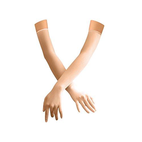Sozixi Frauen Seamless Hochzeit Strumpfhosen Handschuhe Handschuhe