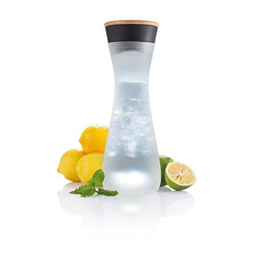 XD Design Glaskaraffe mit Licht Lumm P264.011