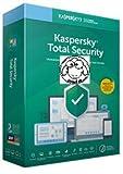 Kaspersky Total Security 1 Jahr Standard + Ebook von Sheepsoft ®, 3 Geräte