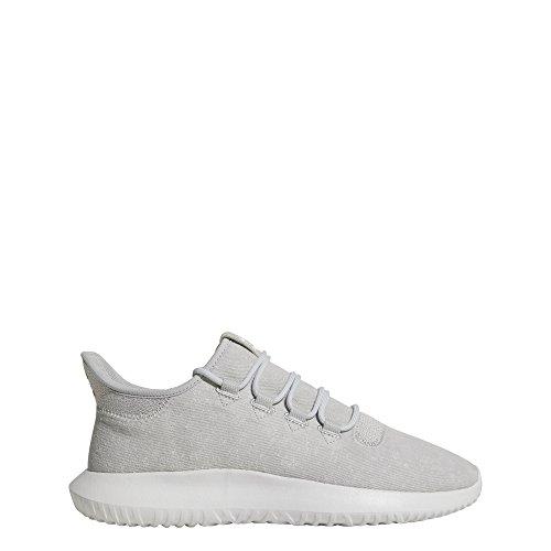 adidas Originals Men's Tubular Shadow Sneaker, Grey Two/Crystal White/Crystal White, 5 Medium US (Toddler Adidas Sneaker)