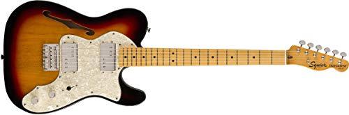 Fender Squier Classic Vibe '70s Telecaster - Thinline - 3 Tone Sunburst