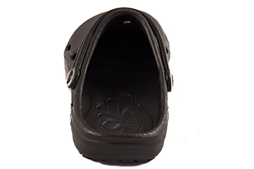 Schuh Clogs Unisex Dux Pantoletten Chung kosmetik erwachsene 7903010 Shi set amp; Schwarz FaxwxCEq