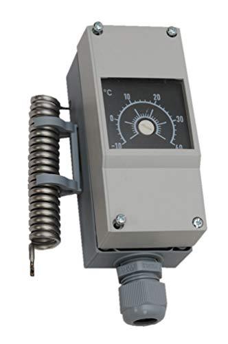 Reitsport Amesbichler Frostschutz-Thermostat für Tränkebecken und Rohrbeheizungssysteme