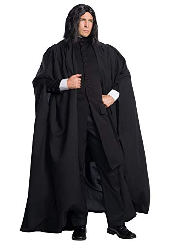 Charades Harry Potter Men's Severus Snape Fancy Dress Costume Small