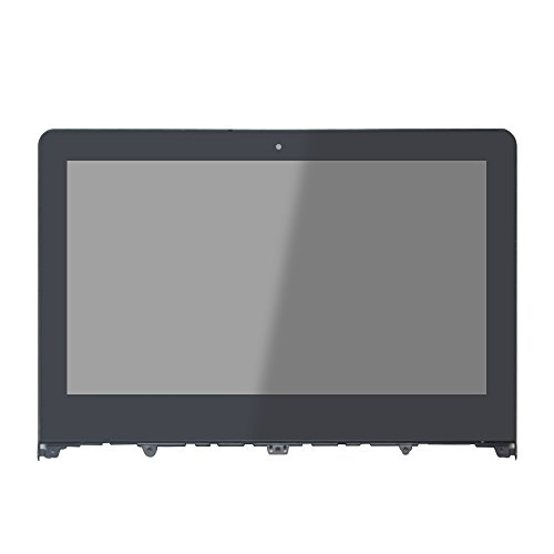 FTDLCD® 11.6 Zoll HD LED LCD Touchscreen Digitizer Display Assembly für Lenovo Yoga 300-11IBY Yoga 300-11IBR mit Rahmen