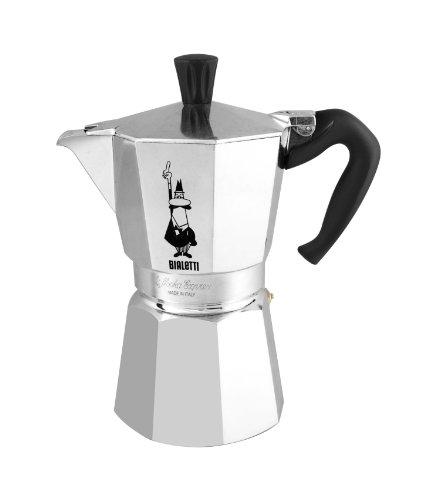 restiling Moka s.c.a.t.–Kaffeekanne Espresso X 2Tassen