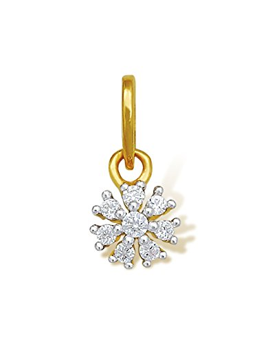 Nishtaa 22K Yellow Gold Pendant