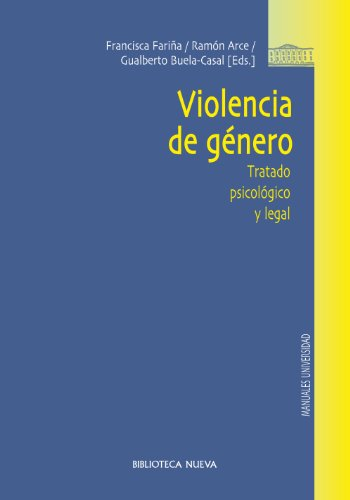 Violencia de genero - tratado psicologico y legal (OBRAS DE ...