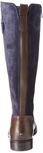 Tommy Hilfiger Damen H1285olly 18c Stiefel Braun (Coffee Bean)