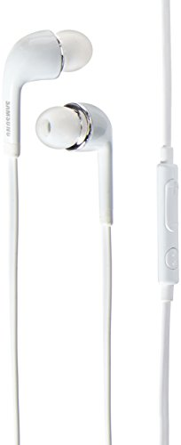 Samsung EHS64 Wired Earphones (White)