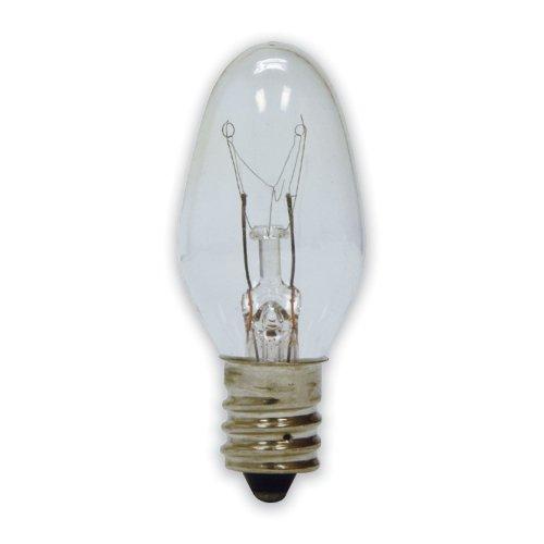 Ge 20572 Night Light Bulb, 4 Watts, 120 Volt (Pack Of 12) by GE Lighting (Light Bulbs 120v Ge)