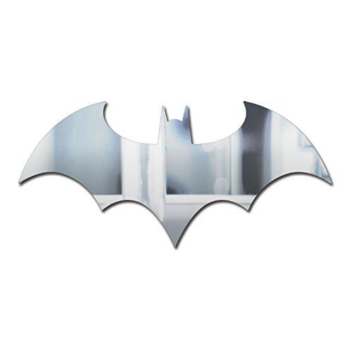Batman Logo Espejo, acrílico, 3x 70x 33cm
