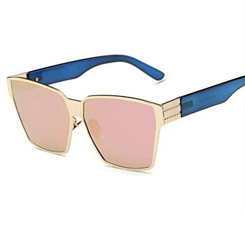 GUGU Kreis Premium Steampunk Brille Brille Retro weiblich männlich Runde Rave Gothic Vintage rustikal Rivet viktorianischen Punk-Stil Klassische Sonnenbrille Brillen Unisex