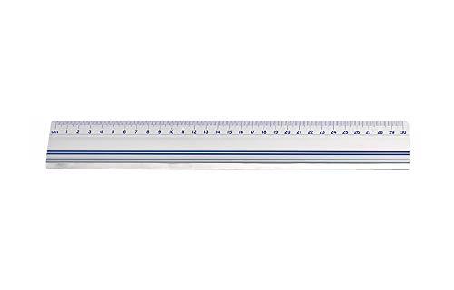 Regla Wedo antideslizante de 30 cm