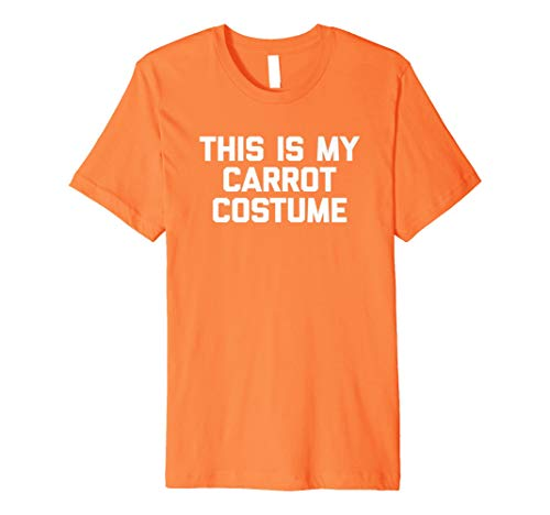 Funny Halloween Shirt: This Is My Karotte