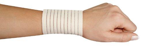 Hydas 1508 - Stützbandage Handgelenk, Medizinprodukt, 1 Paar