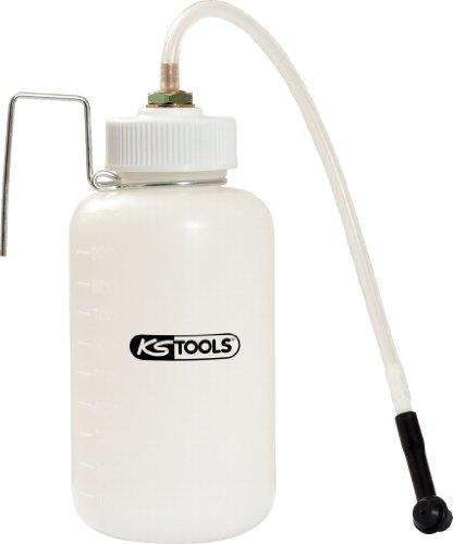 ks-tools-1600735-bremsflussigkeits-auffangflasche-1-l