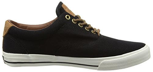 British Knights Herren Decoy Low-Top Schwarz (Black-Cognac 01)