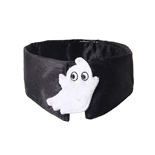 Geist Halloween Kostüm Haustier - EdBerk74 Halloween-Kostüm-Haustier-Geist-Krawatte