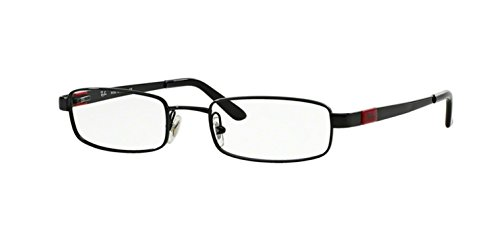 Ray-Ban Optical RX6076 C51 Black Red