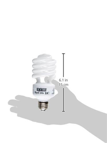 Exo Terra Natural Light Vollspektrum-Tageslichtlampe für Reptilien und Amphibien 25W - 3