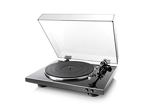Denon DP-300F Platine Vinyl avec pré-amplificateur RIAA noir