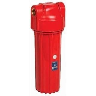 """HOT Water Filter Housing 10"""" AQUAFILTER Thread: 3/4"""