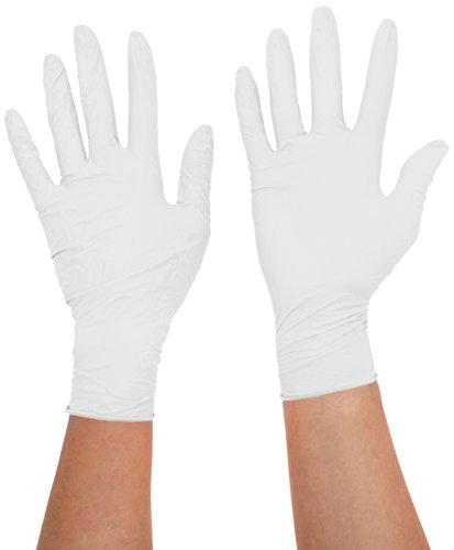 handsafe hea00032 Gants en polypropylène, vinyle, Taille M, transparent (Lot de 100)