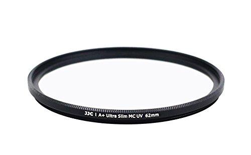 Ares Foto® 62mm Filtre de protection • Verre optique importé du Japon • Cadre en aluminium de haute qualité • Ultra slim pour Tamron AF 18-270mm F/3.5 -6.3 Di II VC PZD