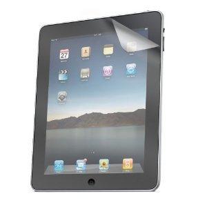 TECHGEAR 3er-Packung transparente Bildschirm-Schutzfolien für Apple iPad mit Retina-Display, iPad 4, 4. Generation, 16 GB, 32 GB, 64 GB WiFi + 3G