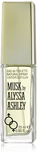 Alyssa Ashley Musk femme/woman, Eau de Toilette Spray, 25 ml